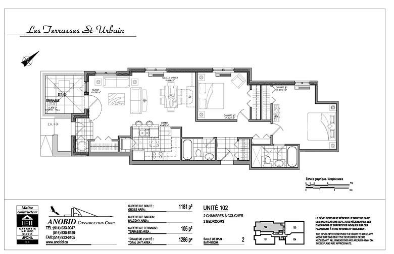 102 Garden Suite Anval A José Di Bona Corporation